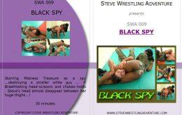 SWA009 BLACK SPY