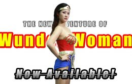 The New Adventure Of Wunder Woman 'Mask of Kashnaktu' Ep.1
