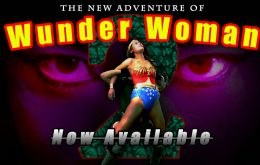 The New Adventure Of Wunder Woman 'Mask Of Kashnaktu' Ep.2