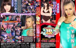 BSA-06 スペシャルファイターの【攻】プロレス技コレクション6