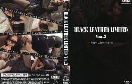 KB-3 BLACK LEATHER LIMITED VOL.3